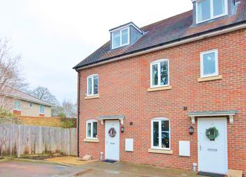Thumbnail 3 bed end terrace house for sale in Barberi Close, Littlemore