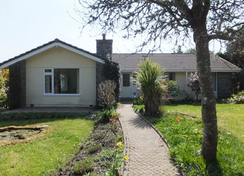 Thumbnail 4 bed detached bungalow to rent in Four Winds, Gunnislake