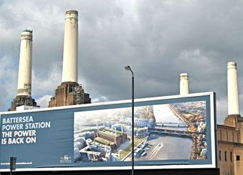 Thumbnail 2 bed flat for sale in Battersea Power Station, Pearce House, Nine Elms