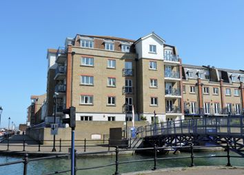 Thumbnail 2 bed flat to rent in The Piazza, Sovereign Harbour South, Eastbourne