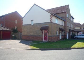 Thumbnail 2 bedroom end terrace house to rent in Holcot Lane, Anchorage Park, Portsmouth