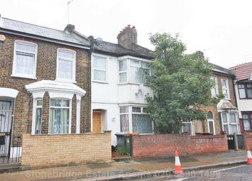 Thumbnail 3 bedroom terraced house for sale in Ranelagh Road, East Ham, London