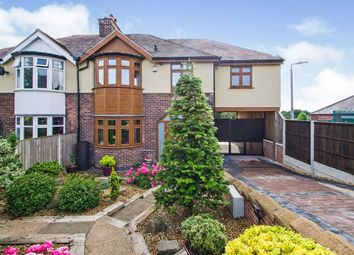 Thumbnail 4 bed semi-detached house for sale in Ilkeston Road, Heanor, Derbyshire