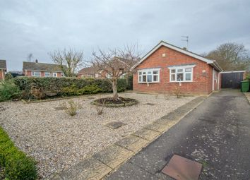 Thumbnail 2 bed detached bungalow for sale in Cleaves Drive, Walsingham
