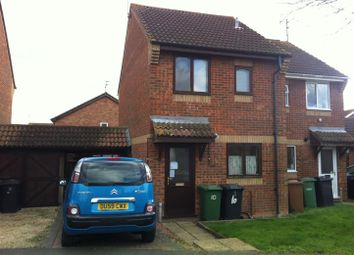 Thumbnail 2 bed semi-detached house to rent in Mardale Gardens, Peterborough