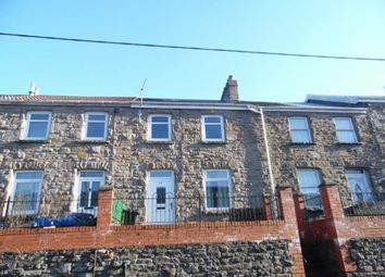 Thumbnail 3 bedroom terraced house for sale in Cardiff Road, Merthyr Tydfil