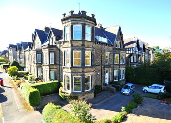 Thumbnail 4 bed flat for sale in Otley Road, Harrogate