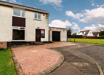 Thumbnail 3 bed semi-detached house for sale in Tapitlaw Grove, Comrie, Dunfermline