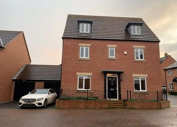 Thumbnail 5 bed town house to rent in Bailey Grove, Lawley, Telford