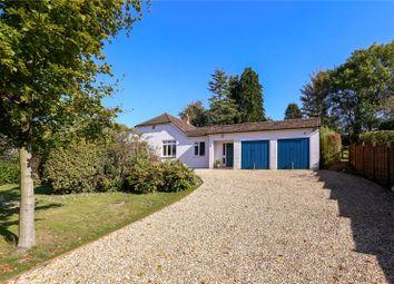 Thumbnail 4 bed detached bungalow for sale in Lymington Bottom, Four Marks, Alton, Hampshire