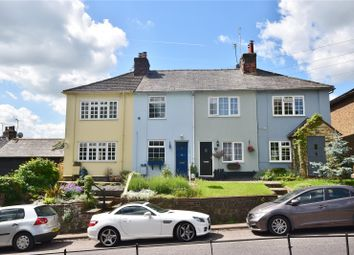 Thumbnail 2 bed terraced bungalow for sale in Chapel Hill, Stansted