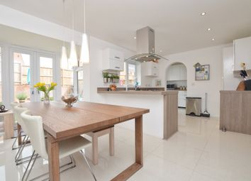 Thumbnail 4 bed detached house for sale in Longwall Close, Mapplewell, Barnsley