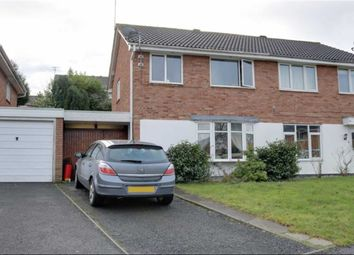 Thumbnail 3 bed semi-detached house to rent in Walker Crescent, Telford, Shropshire