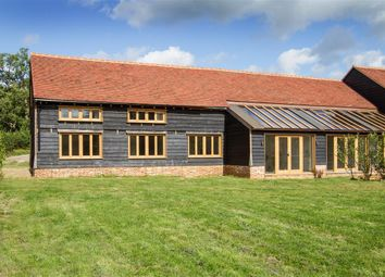 Thumbnail 4 bed barn conversion to rent in New Road, Wormley, Godalming