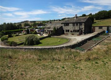 Thumbnail 3 bed semi-detached house for sale in Higher Scholes, Oldfield, West Yorkshire