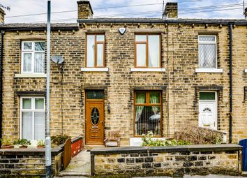 Thumbnail 3 bed terraced house for sale in Park Road, Cowlersley, Huddersfield