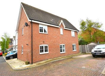 Thumbnail 4 bedroom semi-detached house for sale in Goodwins Close, Little Canfield, Dunmow