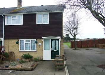 Thumbnail 3 bed end terrace house for sale in Mildenhall, Bury St. Edmunds, Suffolk
