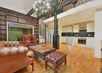 Thumbnail 2 bed flat for sale in Rectory Square, London