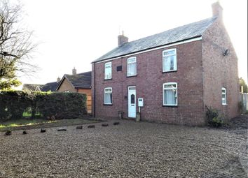 Thumbnail 4 bed detached house to rent in Roman Bank, Moulton Seas End, Spalding