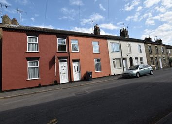 Thumbnail 3 bedroom terraced house to rent in Palmerston Road, Woodston