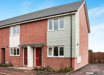Thumbnail 2 bed property to rent in Shetland Close, Brook Vale, Mansfield, Nottingham