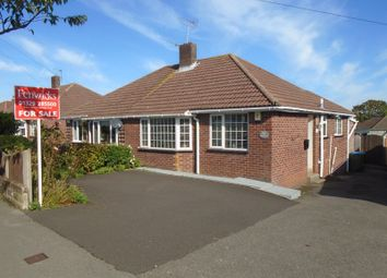 Thumbnail 2 bed semi-detached bungalow for sale in Meadowbank Road, Fareham