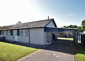 Thumbnail 2 bed semi-detached bungalow for sale in Neil Gunn Place, Dingwall, Ross-Shire