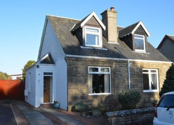 Thumbnail 2 bed semi-detached house for sale in Alloa Road, Carron, Falkirk
