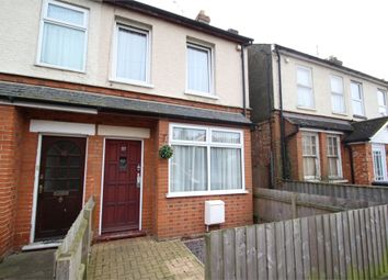 Thumbnail 3 bed end terrace house for sale in Henniker Road, Ipswich, Suffolk