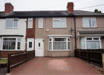 Thumbnail 2 bed terraced house for sale in Tonbridge Road, Coventry