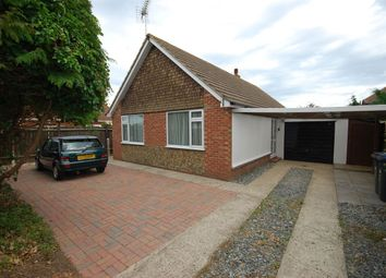 Thumbnail 2 bed detached bungalow for sale in Cambourne Avenue, Westgate-On-Sea