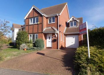 Thumbnail 4 bed detached house for sale in Lindisfarne Priory, Riverfield Drive, Bedford, Bedfordshire