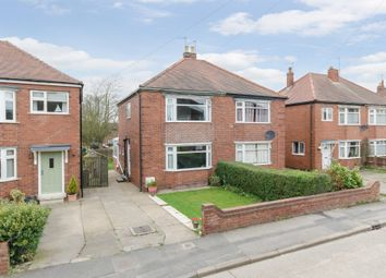 Thumbnail 3 bed semi-detached house for sale in Westfield Drive, York