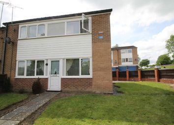 Thumbnail 2 bedroom semi-detached house for sale in Aled, Acrefair, Wrexham