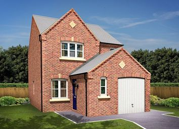 Thumbnail 3 bed detached house for sale in The Dunham, Edgewater Park, Thelwall Lane, Warrington