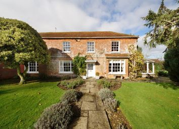 Thumbnail 4 bed semi-detached house for sale in Hannington, Tadley