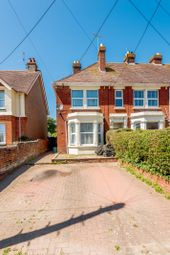 Thumbnail 3 bed terraced house for sale in Steyne Road, Bembridge, Isle Of Wight
