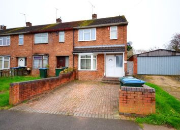 Thumbnail 2 bed end terrace house for sale in Meadfoot Road, Coventry