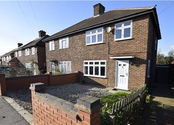 Thumbnail 3 bed property to rent in Kingshill Avenue, Romford