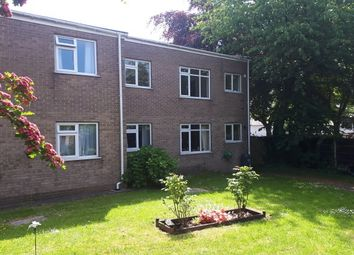Thumbnail 1 bed flat to rent in Bamburgh Close, Spondon, Derbys.