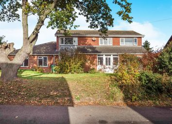 Thumbnail 5 bed detached house for sale in Staithe Road, Martham, Great Yarmouth