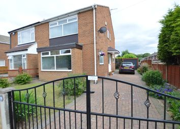 Thumbnail 3 bed semi-detached house for sale in Primrose Drive, Leeds, West Yorkshire