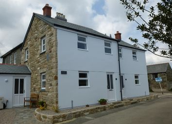 Thumbnail 2 bedroom semi-detached house for sale in Trungle, Paul, Penzance