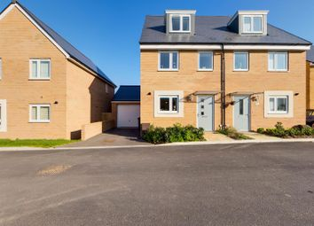 Thumbnail 3 bed semi-detached house for sale in Snowdrop Drive, Emersons Green, Bristol