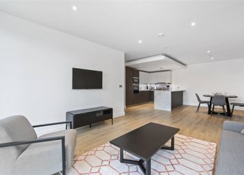 Thumbnail 2 bed flat to rent in Lancaster House, Sovereign Court, Hammersmith, London