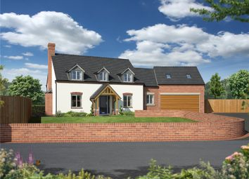 Thumbnail 4 bedroom detached house for sale in Plot 2, Kynaston Place, Birch Road, Ellesmere