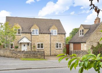 Thumbnail 4 bed detached house for sale in Bledington, Oxfordshire