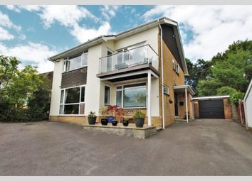 Thumbnail 5 bed detached house for sale in Leven Close, Bournemouth