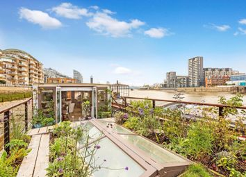 Thumbnail 4 bed houseboat for sale in Plantation Wharf Pier, Clove Hitch Quay, Battersea